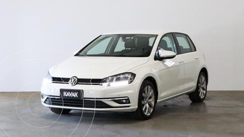 Volkswagen Golf 5P 1.4 TSi Comfortline usado (2018) color Blanco precio $3.040.000