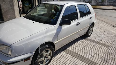Volkswagen Golf 5P 1.8 GL usado (1997) color Blanco precio $400.000