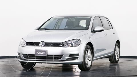 Volkswagen Golf 5P 1.6 TSi Trendline usado (2015) color Plata precio $1.870.000