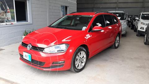 Volkswagen Golf 5P 1.4 TSi  Highline DSG usado (2015) color Rojo precio $2.099.000