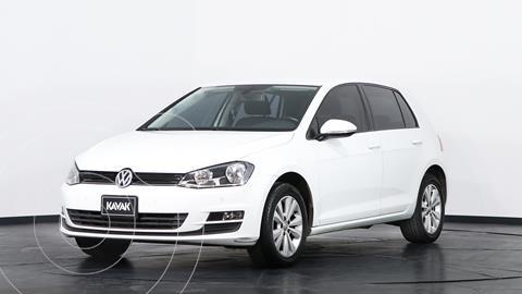 Volkswagen Golf 5P 1.4 TSi Comfortline DSG usado (2016) color Blanco precio $2.590.000