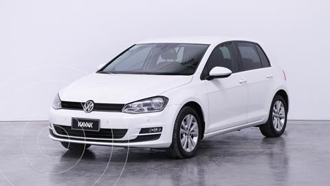 Volkswagen Golf 5P 1.4 TSi Comfortline DSG usado (2017) color Blanco precio $2.750.000