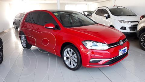 Volkswagen Golf 5P 1.4 TSi Comfortline usado (2018) color Rojo financiado en cuotas(anticipo $1.900.000)