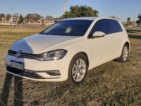 Volkswagen Golf 5P 1.4 TSi Comfortline usado (2018) color Blanco precio $2.750.000