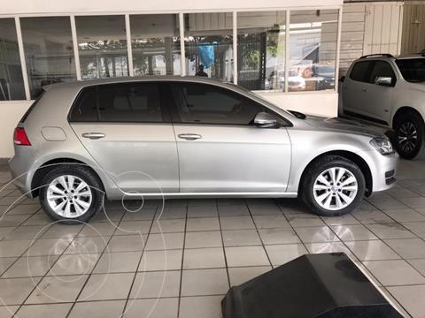 Volkswagen Golf 5P 1.4 TSi Comfortline usado (2017) color Dorado precio $2.100.000