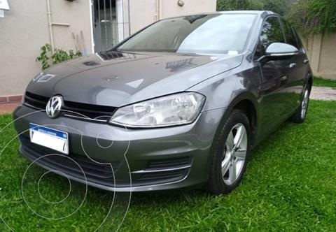 Volkswagen Golf 5P 1.6 TSi Trendline usado (2016) color Gris precio $1.490.000