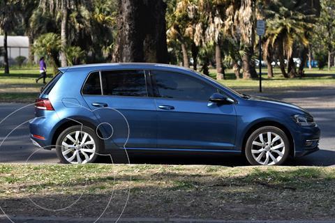 Volkswagen Golf 5P 1.4 TSi  Highline DSG usado (2018) color Azul precio $3.050.000