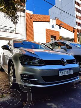 Volkswagen Golf 5P 1.4 TSi Comfortline DSG usado (2016) color Gris precio $2.000.000