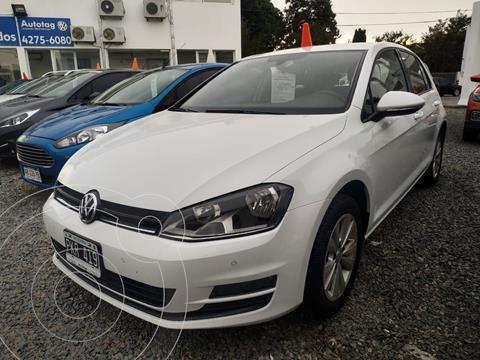 Volkswagen Golf 5P 1.4 TSi Comfortline DSG usado (2016) color Blanco precio $2.200.000