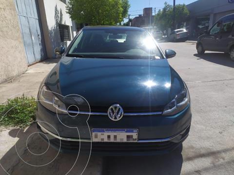 foto Volkswagen Golf 5P 1.4 TSi Highline DSG usado (2018) color Verde Oscuro precio $2.800.000