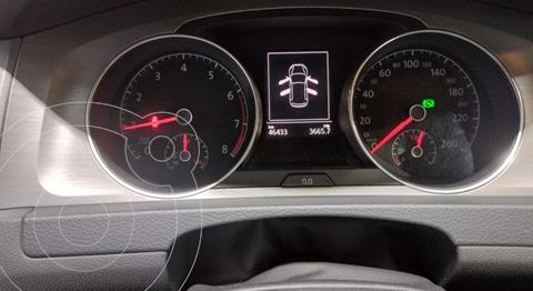 Volkswagen Golf Trendline Aut usado (2015) color Plata Reflex financiado en cuotas(anticipo $5.000.000)