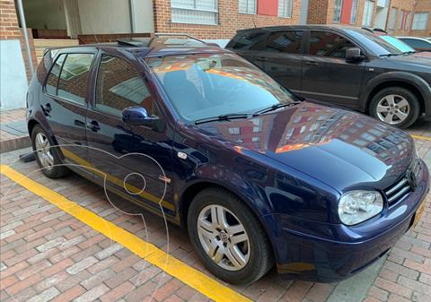 Volkswagen Golf GTI usado (2001) color Azul precio $29.000.000