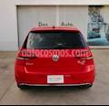 Foto venta Auto usado Volkswagen Golf Comfortline DSG (2018) color Rojo precio $308,990