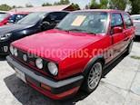 Foto venta Auto usado Volkswagen Golf GTi A2 2.0L (1991) color Rojo precio $89,900