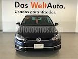 Foto venta Auto usado Volkswagen Golf Highline DSG (2018) color Azul Noche precio $365,000