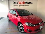 Foto venta Auto Seminuevo Volkswagen Golf Highline DSG (2016) color Rojo Fuego precio $289,000