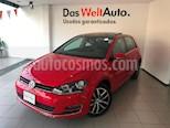 Foto venta Auto Seminuevo Volkswagen Golf Highline DSG (2016) color Rojo Fuego