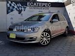 Foto venta Auto usado Volkswagen Golf Highline DSG (2016) color Plata Tungsteno precio $299,000