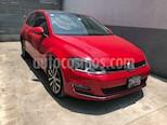 Foto venta Auto usado Volkswagen Golf Highline DSG (2016) color Rojo precio $280,000