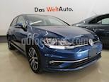 Foto venta Auto usado Volkswagen Golf Highline DSG (2018) color Azul precio $365,000