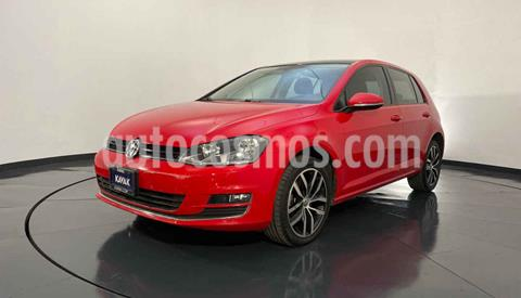 foto Volkswagen Golf Highline DSG usado (2017) color Rojo precio $292,999