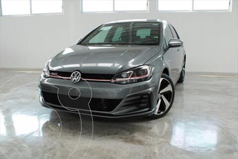 Volkswagen Golf GTI 2.0 TURBO FSI GTI DSG TA usado (2020) color Gris precio $520,000