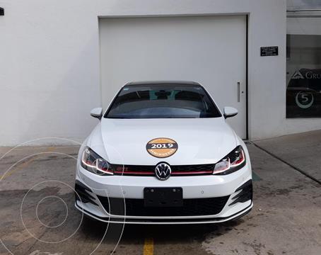 Volkswagen Golf GTi A2 2.0L usado (2019) color Blanco precio $495,000