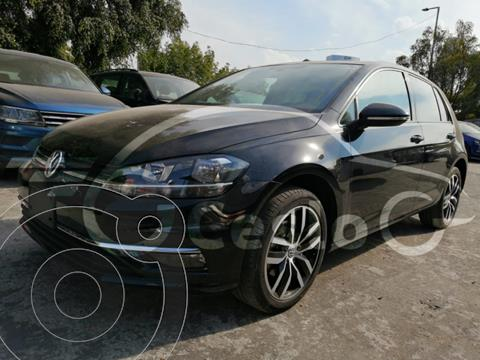 Volkswagen Golf HIGHLINEL4 1.4L TSI ABS BA DSG usado (2020) color Negro precio $399,500