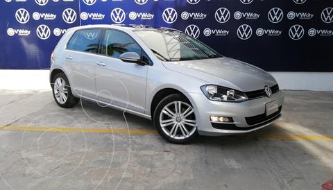 Volkswagen Golf Style DSG usado (2017) color Plata Reflex precio $250,000