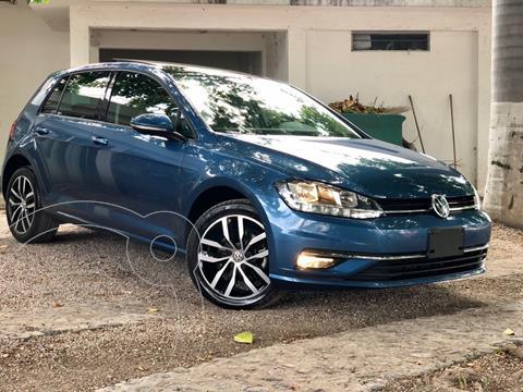 Volkswagen Golf Highline DSG usado (2020) color Azul precio $420,000