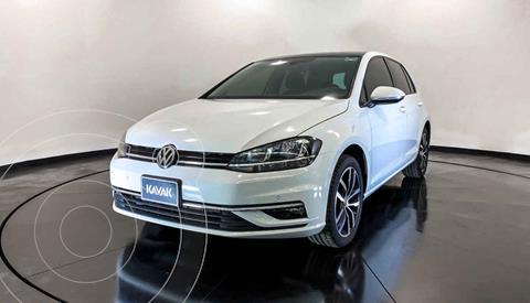 foto Volkswagen Golf Highline DSG usado (2019) color Blanco precio $404,999