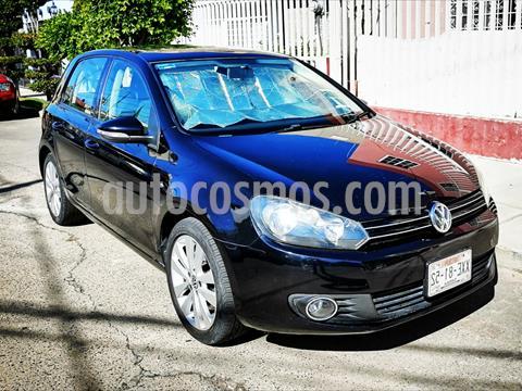 Volkswagen Golf 1.4 T usado (2013) color Negro Profundo precio $167,000