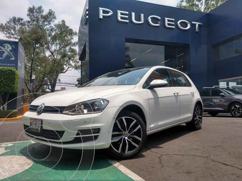 Volkswagen Golf Highline DSG usado (2017) color Blanco precio $289,900