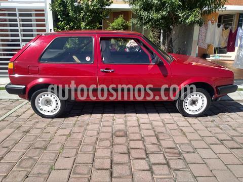 Volkswagen Golf A2 CL usado (1991) color Rojo precio $54,000