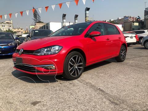 Volkswagen Golf Highline DSG usado (2020) color Rojo Tornado financiado en mensualidades(enganche $105,000 mensualidades desde $8,045)
