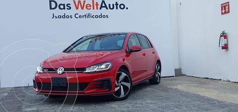 Volkswagen Golf GTi A2 2.0L usado (2019) color Rojo precio $485,000