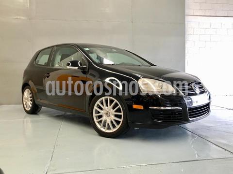 Volkswagen Golf A4 GL usado (2007) color Negro precio $109,000