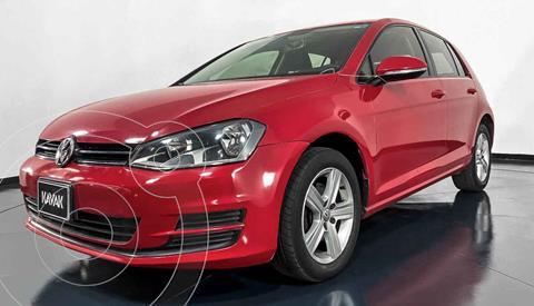 foto Volkswagen Golf Comfortline DSG usado (2017) color Rojo precio $217,999