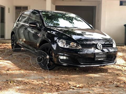 Volkswagen Golf Highline DSG usado (2017) color Negro Profundo precio $285,000