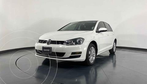 Volkswagen Golf Style usado (2017) color Blanco precio $274,999