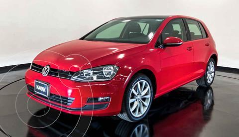 Volkswagen Golf Comfortline DSG usado (2015) color Rojo precio $232,999