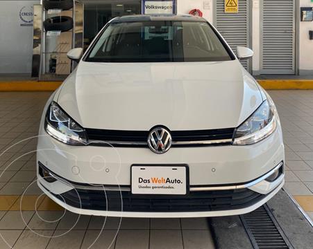 Volkswagen Golf Highline DSG usado (2019) color Blanco precio $384,900