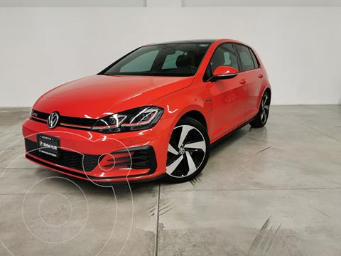 Volkswagen Golf GTi A2 2.0L usado (2020) color Rojo precio $535,000