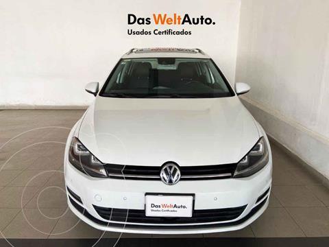Volkswagen Golf Diesel DSG usado (2016) color Blanco precio $269,995