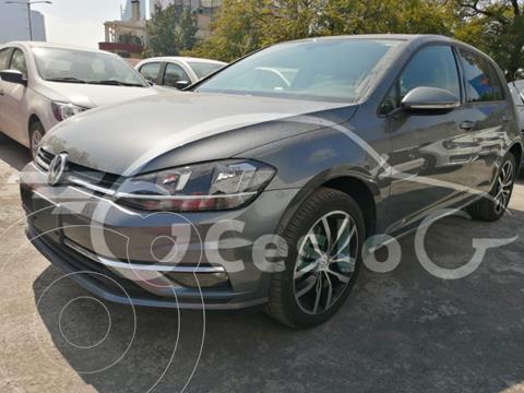 Volkswagen Golf HIGHLINEL4 1.4L TSI ABS BA DSG usado (2020) color Gris Platino precio $389,500