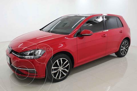 Volkswagen Golf Highline DSG usado (2020) color Rojo precio $435,000