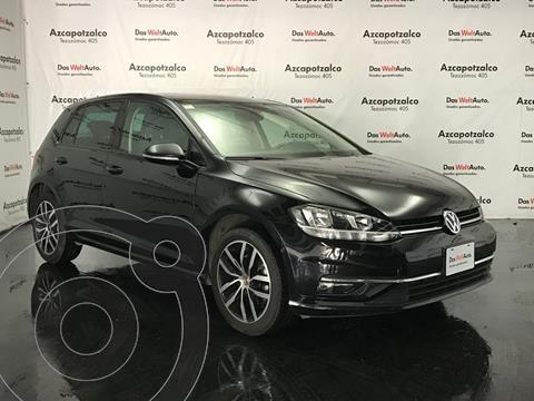 Volkswagen Golf Highline DSG usado (2020) color Negro Profundo financiado en mensualidades(enganche $80,000 mensualidades desde $7,983)