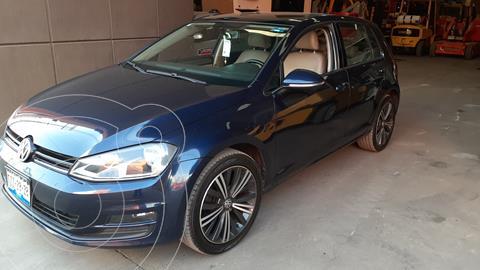 Volkswagen Golf Comfortline usado (2015) color Azul Noche precio $220,000