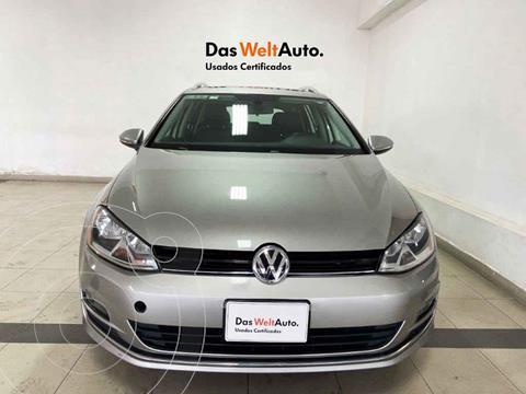 Volkswagen Golf Diesel DSG usado (2016) color Plata precio $259,995