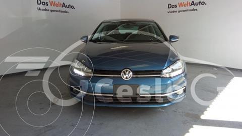 Volkswagen Golf HIGHLINE 1.4 L4 150HP DSG usado (2019) precio $385,000